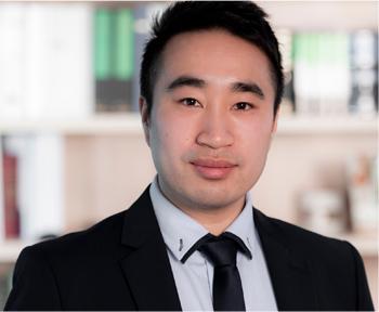 Damon Chu HR Manager