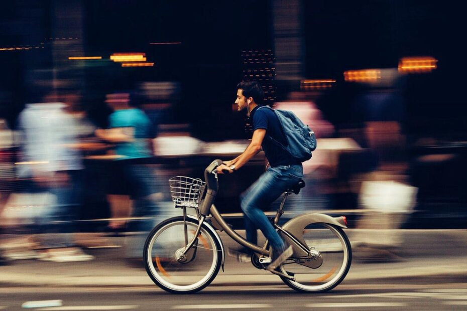 Injured on a Bicycle WA